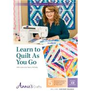 Learn to Quilt As You Go Class by Mcnally, Nancy, 9781573677318