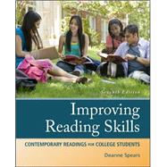 Improving Reading Skills by Spears, Deanne, 9780073407319