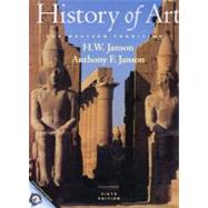 History of Art by Janson, H. W.; Janson, Anthony F., 9780130197320