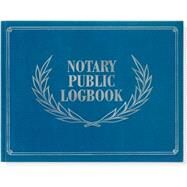 Notary Public Logbook by Peter Pauper Press, 9781441317322