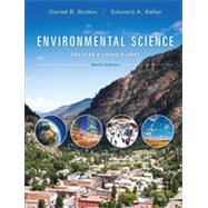 Environmental Science: Earth as a Living Planet, 9th Edition by Botkin, 9781118427323