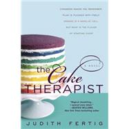 The Cake Therapist by Fertig, Judith, 9780425277324