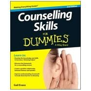 Counselling Skills for Dummies by Evans, Gail, 9781118657324