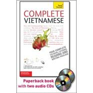 Complete Vietnamese with Two Audio CDs: A Teach Yourself Guide by Healy, Dana, 9780071737326