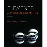 Elements of Physical Chemistry by Atkins, Peter; de Paula, Julio, 9781429287326