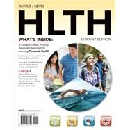 HLTH (with CourseMate Printed Access Card) by Nevid, Jeffrey S.; Rathus, Spencer A., 9781111987329