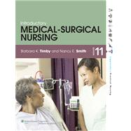 Introductory Medical-surgical Nursing by Timby, Barbara K.; Smith, Nancy E., 9781451177329