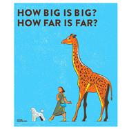 How Big Is Big? How Far Is Far? by Van Der Veken, Jan; Metcalf, Jen, 9783899557329