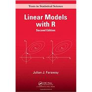 Linear Models with R, Second Edition by Faraway; Julian J., 9781439887332