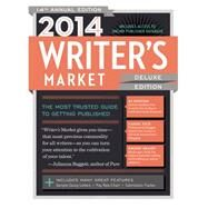 Writer's Market 2014 by Brewer, Robert Lee, 9781599637334