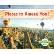 Places to Amaze You! 9781629707334N