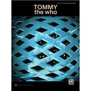 Tommy the who by Alfred Pub Co., 9780739097335