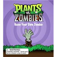 Plants Vs. Zombies: Raise Your Own Zombie - a Magnetic Kit by Running Press, 9780762457335