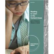 Reading to Learn in the Content Areas 9781111827335N