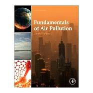 Fundamentals of Air Pollution by Vallero, Daniel, 9780124017337