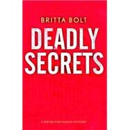 Deadly Secrets by Bolt, Britta, 9781444787337