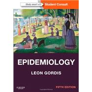 Epidemiology by Gordis, Leon, M.D., 9781455737338