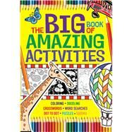 The Big Book of Amazing Activities by Michael O'Mara, Editors of, 9781626867338
