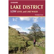 Cicerone Lake District by Crow, Vivienne, 9781852847340