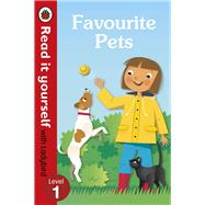 Favourite Pets by Baker, Catherine; Ruffle, Mark, 9780241237342