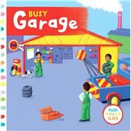 Busy Garage by Finn, Rebecca, 9781454917342