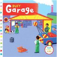 Busy Garage by Finn, Rebecca, 9781454917342