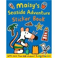 Maisy's Seaside Adventure Sticker Book by COUSINS, LUCYCOUSINS, LUCY, 9780763677343