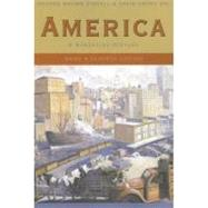 America: A Narrative History (Single Volume Edition) by Tindall, George Brown; Shi, David E., 9780393927344