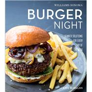 Feed Me: Burger Night by McMillan, Kate, 9781616287344