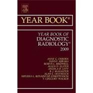 Year Book of Diagnostic Radiology 2009 by Osborn, Anne G., 9781416057345