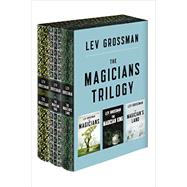 The Magicians Trilogy Boxed Set by Grossman, Lev, 9780525427346