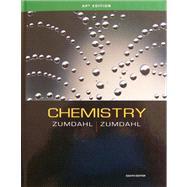 Chemistry AP Ed 2012 Update by Zumdahl/Zumdahl, 9781111577346