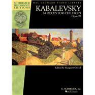 Kabalevsky by Kabalevsky, Dmitri (COP); Otwell, Margaret, 9781495007347
