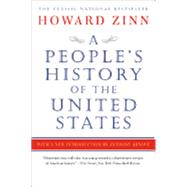 A People's History of the United States by Zinn, Howard; Arnove, Anthony, 9780062397348