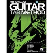 Hal Leonard Guitar Tab Method by Schroedl, Jeff, 9781480387348