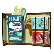 The Flight Deck Logbook: Vintage Aviation Playing Card Set by Martinez, Paul Roman, 9780985857349
