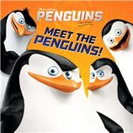 Meet the Penguins! by Pendergrass, Daphne; Style Guide, 9781481437349