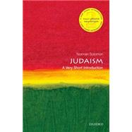 Judaism: A Very Short Introduction by Solomon, Norman, 9780199687350