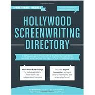 Hollywood Screenwriting Directory Spring/Summer by Douma, Jesse, 9781440347351