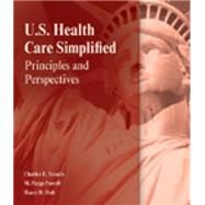 U.S. Health Care Simplified by Yesalis,Charles E., 9781428317352