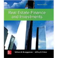 Real Estate Finance & Investments by Brueggeman, William; Fisher, Jeffrey, 9780073377353