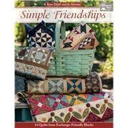 Simple Friendships by Diehl, Kim; Morton, Jo, 9781604687354