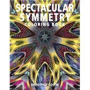 Spectacular Symmetry Coloring Book by Coffin, David Page, 9781631867354