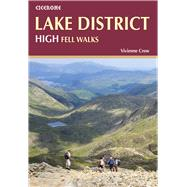 Cicerone Lake District by Crow, Vivienne, 9781852847357