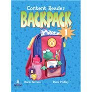 Backpack 1 Content Reader by PEARSON, 9780131597358