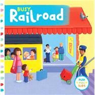 Busy Railroad by Finn, Rebecca, 9781454917359