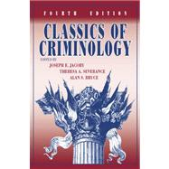 Classics of Criminology by Jacoby, Joseph E., 9781577667360