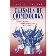 Classics of Criminology by Jacoby, Joseph E., 9781577667360