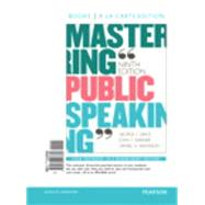 Mastering Public Speaking, Books A La Carte Edition by Grice, George L.; Skinner, John F.; Mansson, Daniel H., 9780134047362