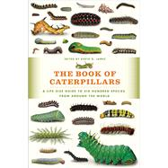 The Book of Caterpillars by James, David G.; Morgan, Sally; Sourakov, Andrei, 9780226287362